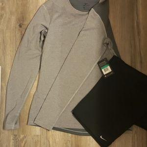 Nike Pro Warm long sleeve